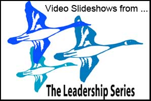 Video Slideshows from the Leadership Series