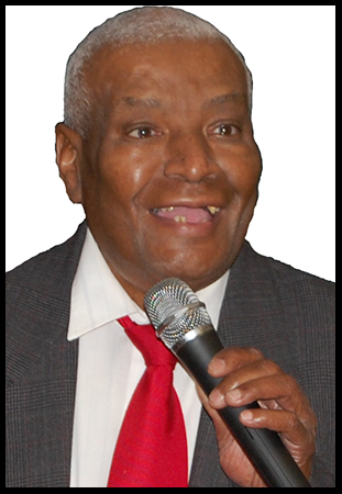 photo of Jimmy Isom, MC of 2014 NT show