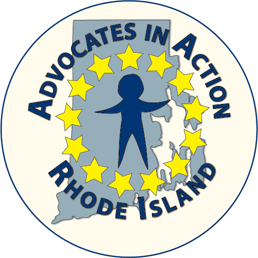 Advocates in Action RI logo